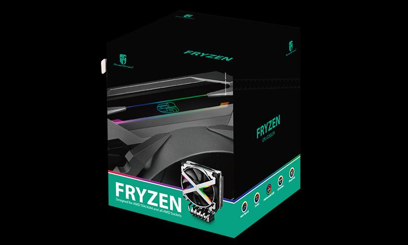 Fryzen GAMER STORM CPU AIR COOLER