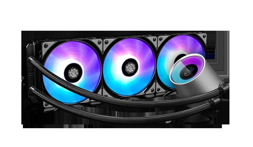 Castle 360 RGB GAMER STORM CPU LIQUID COOLER