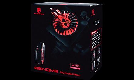 18 genome rog certified edition gamer storm cases  at bayanpartner.co